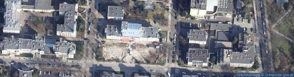 Zdjęcie satelitarne Conrada-Korzeniowskiego Józefa ul.