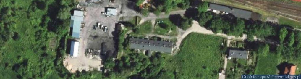 Zdjęcie satelitarne Cukrownicza ul.