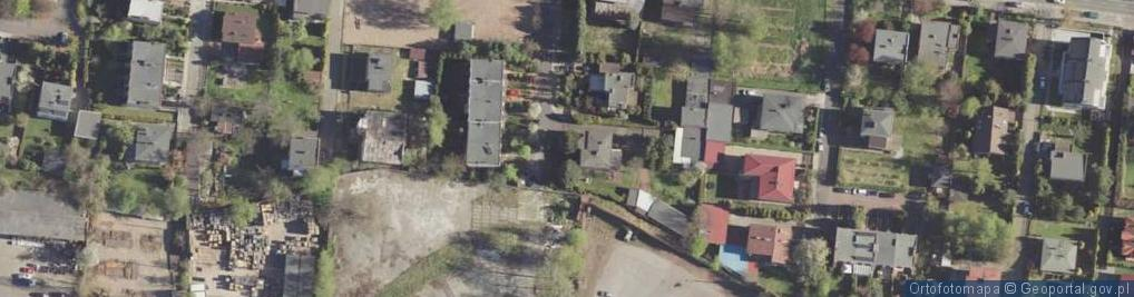 Zdjęcie satelitarne Cybulskiego Zbigniewa ul.