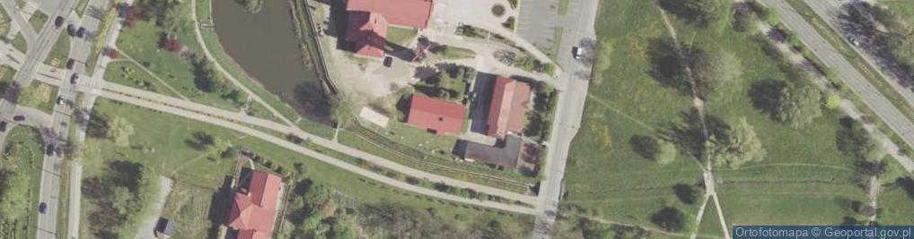 Zdjęcie satelitarne Cymerysa-Kwiatkowskiego Wiktora ul.