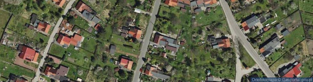 Zdjęcie satelitarne Czecha Bronisława ul.