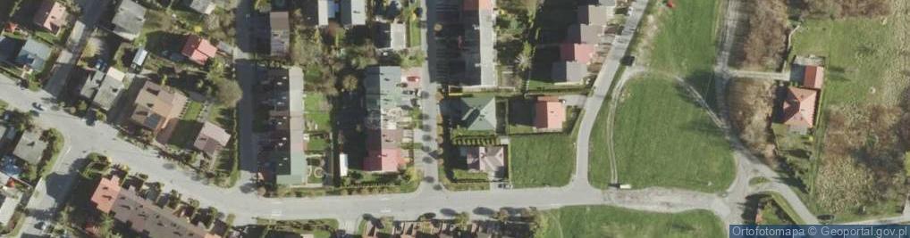 Zdjęcie satelitarne Czernickiego Kazimierza ul.