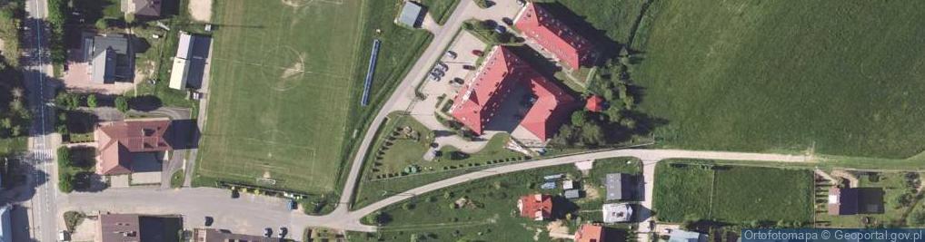 Zdjęcie satelitarne Czarna Górna ul.