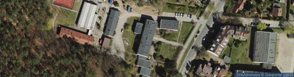 Zdjęcie satelitarne Czyżewskiego Józefa ul.