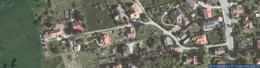 Zdjęcie satelitarne Czyrniańskiego Emiliana ul.
