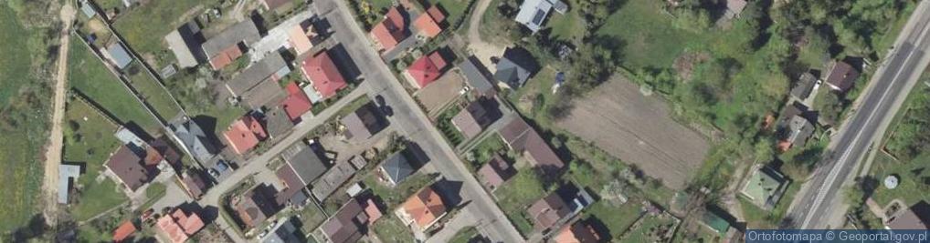 Zdjęcie satelitarne Czarnocka ul.