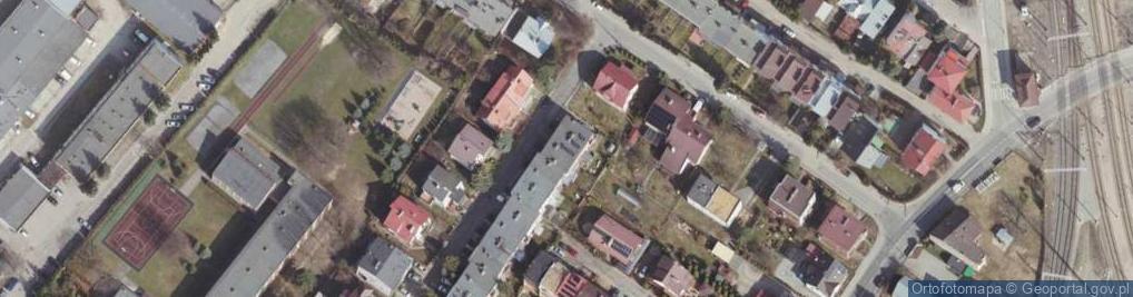 Zdjęcie satelitarne Czarnoty Marka ul.