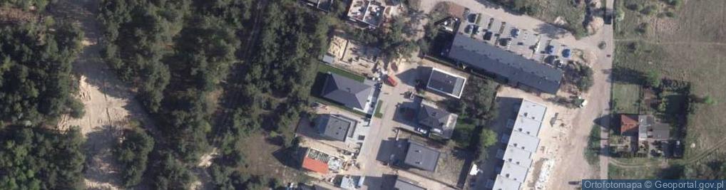 Zdjęcie satelitarne Czernikowska ul.
