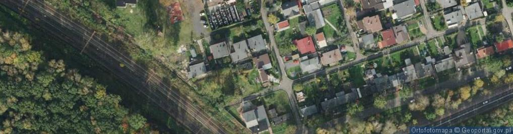 Zdjęcie satelitarne Czogały Emanuela ul.