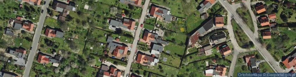 Zdjęcie satelitarne Damrota Konstantego ul.