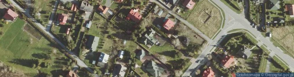 Zdjęcie satelitarne Dąbrowskiego Józefa, ks. ul.