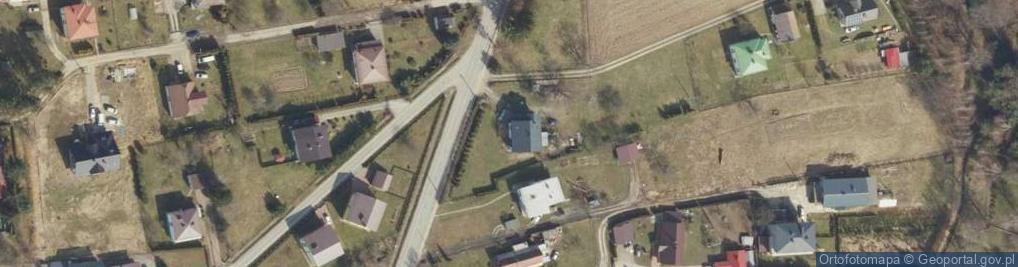 Zdjęcie satelitarne Decowskiego Stanisława, ks. ul.