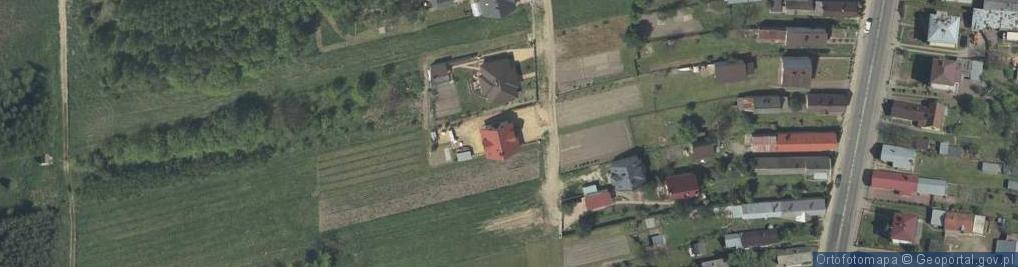 Zdjęcie satelitarne Dębickiego Stanisława ul.