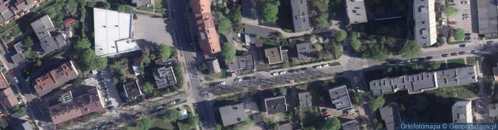 Zdjęcie satelitarne Dekerta Jana ul.