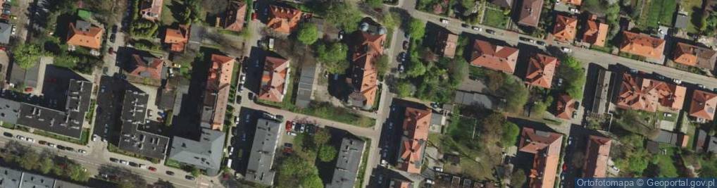Zdjęcie satelitarne Didura Adama ul.