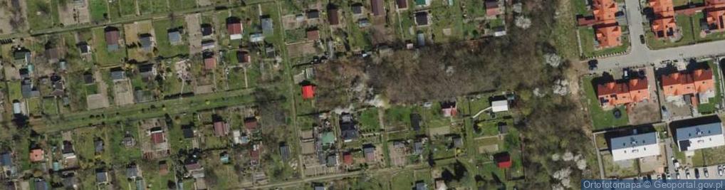 Zdjęcie satelitarne Dickmana Arenda ul.