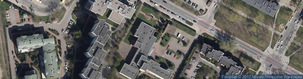 Zdjęcie satelitarne Dickensa Karola ul.