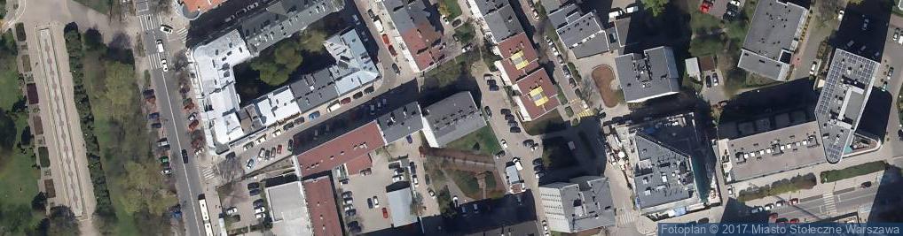 Zdjęcie satelitarne Dmochowskiego Franciszka Ksawerego ul.