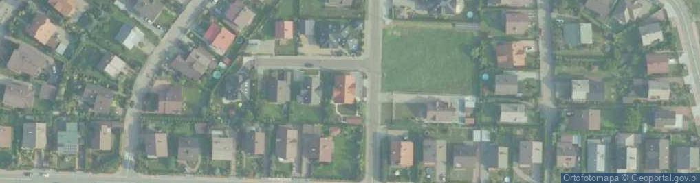 Zdjęcie satelitarne Dominika Józefa ul.