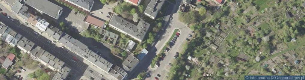 Zdjęcie satelitarne Dolna Panny Marii ul.