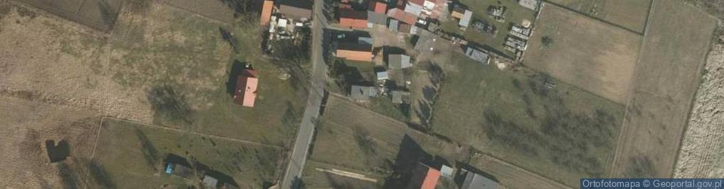 Zdjęcie satelitarne Dolnobrzeska ul.