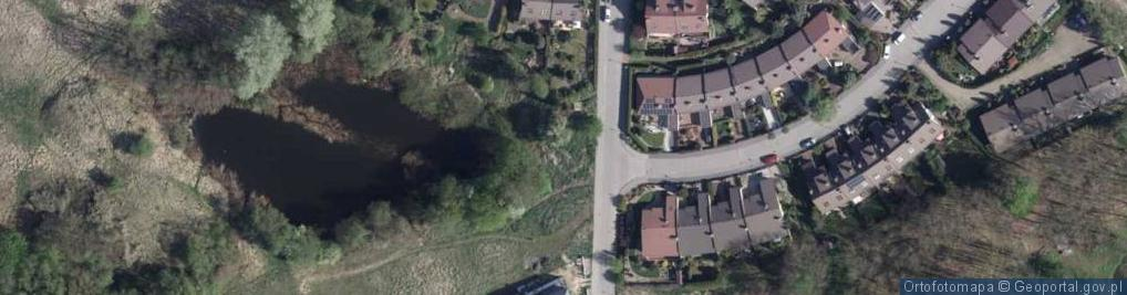 Zdjęcie satelitarne Dojazd ul.