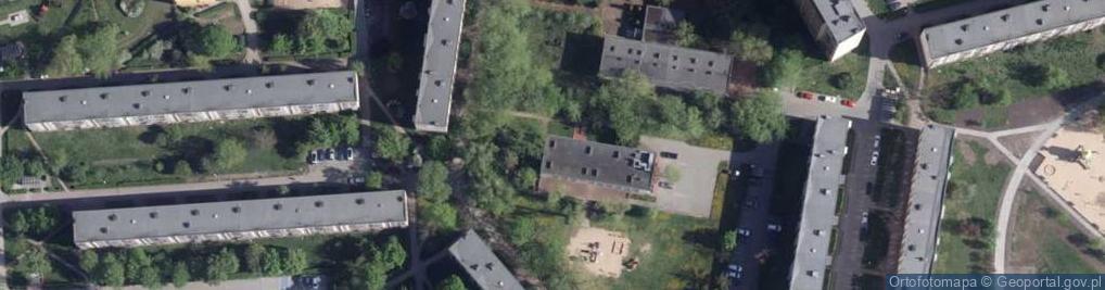 Zdjęcie satelitarne Donimirskiego Teodora ul.