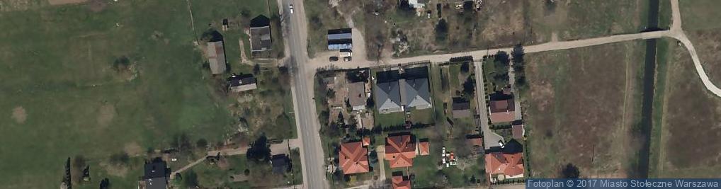 Zdjęcie satelitarne Dobka z Oleśnicy ul.