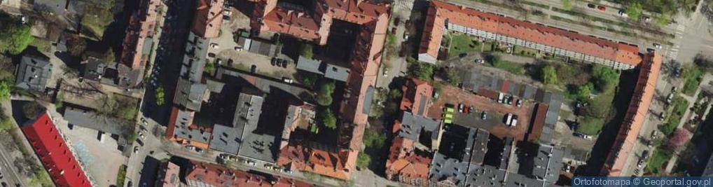 Zdjęcie satelitarne Drzymały Michała ul.