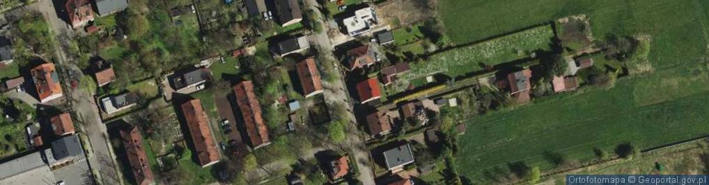 Zdjęcie satelitarne Drobczyka Emanuela ul.