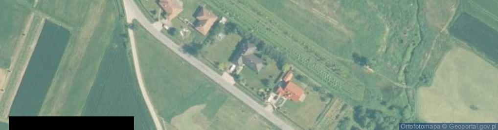 Zdjęcie satelitarne Drapówka ul.