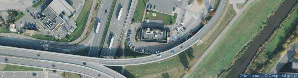 Zdjęcie satelitarne Drogowców ul.