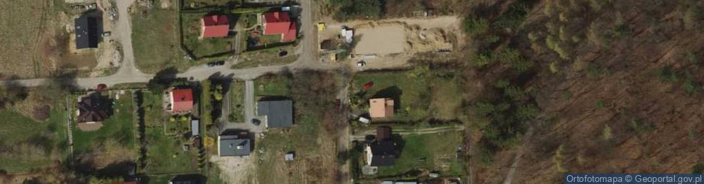 Zdjęcie satelitarne Droga Mleczna ul.