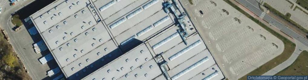 Zdjęcie satelitarne Droga Graniczna ul.