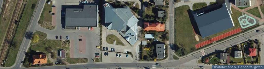 Zdjęcie satelitarne Droga Kaszubska ul.
