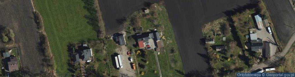 Zdjęcie satelitarne Droga Łowicka ul.