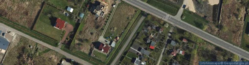Zdjęcie satelitarne Droga Straconych ul.