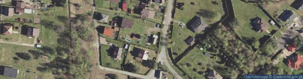 Zdjęcie satelitarne Drozdowa ul.