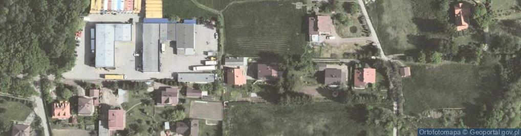 Zdjęcie satelitarne Dróżka ul.