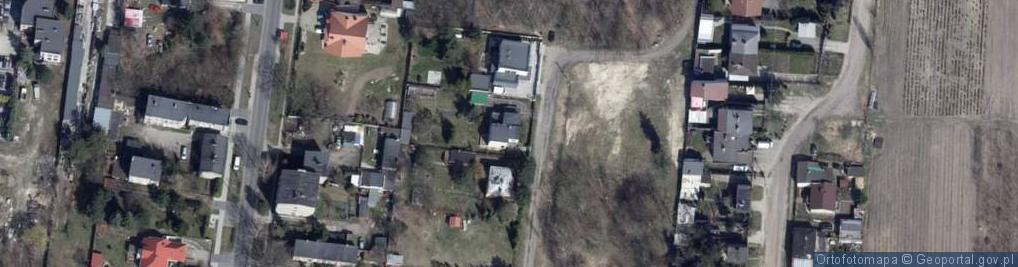 Zdjęcie satelitarne Drwęcka ul.