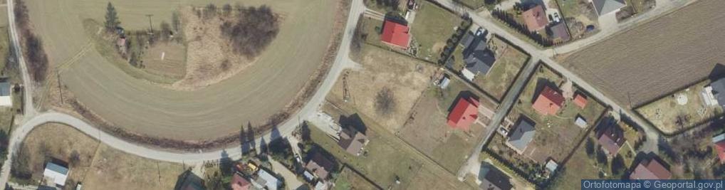 Zdjęcie satelitarne Droga Hurecka ul.