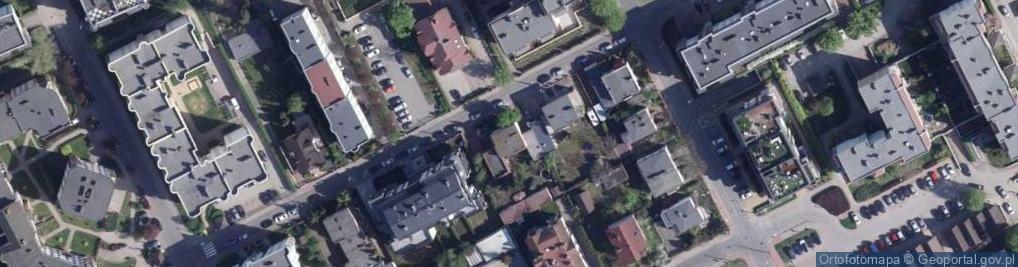 Zdjęcie satelitarne Drzewieckiego Jana, kpt. ul.