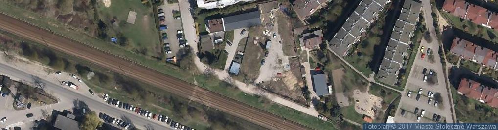 Zdjęcie satelitarne Drygały Mikołaja ul.
