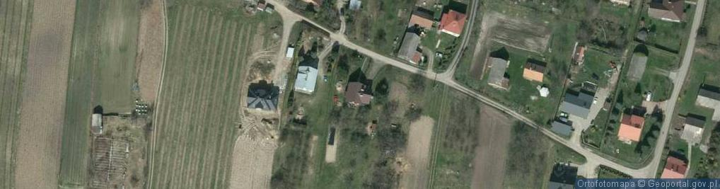 Zdjęcie satelitarne Duńkowiczki ul.