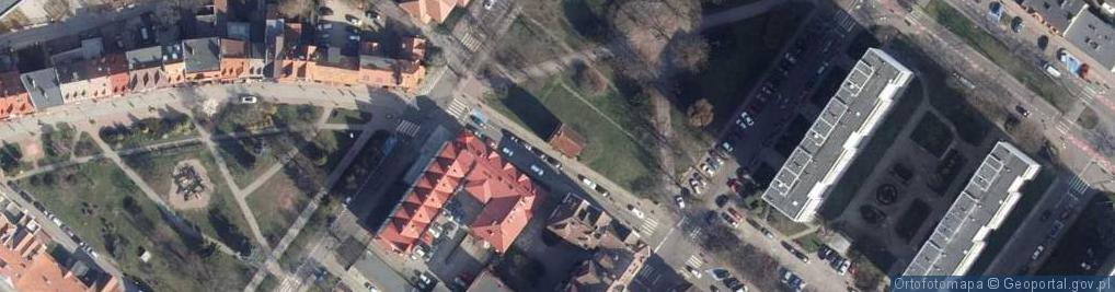Zdjęcie satelitarne Dubois Stanisława ul.