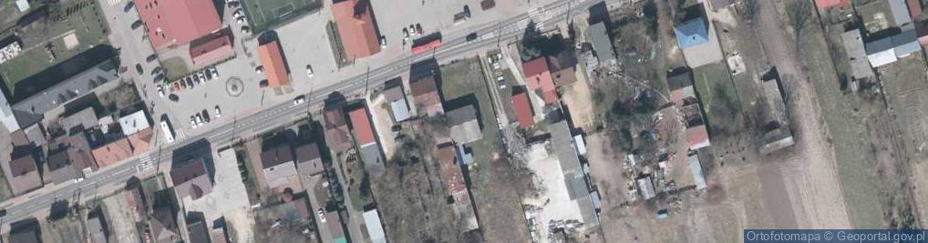Zdjęcie satelitarne Ducha Świętego ul.