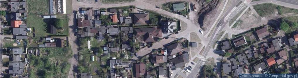 Zdjęcie satelitarne Dudojcia Ignacego ul.