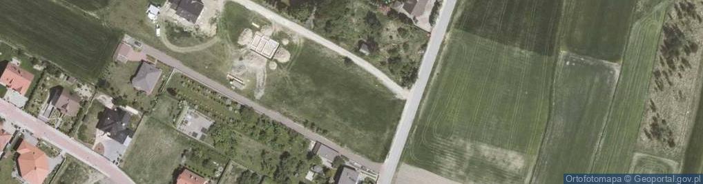 Zdjęcie satelitarne Ducha Bronisława, gen. ul.
