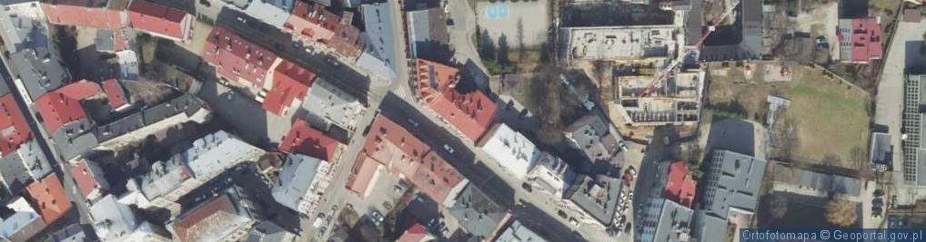 Zdjęcie satelitarne Dworskiego Aleksandra ul.