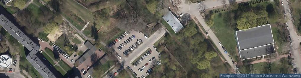 Zdjęcie satelitarne Dymińska ul.